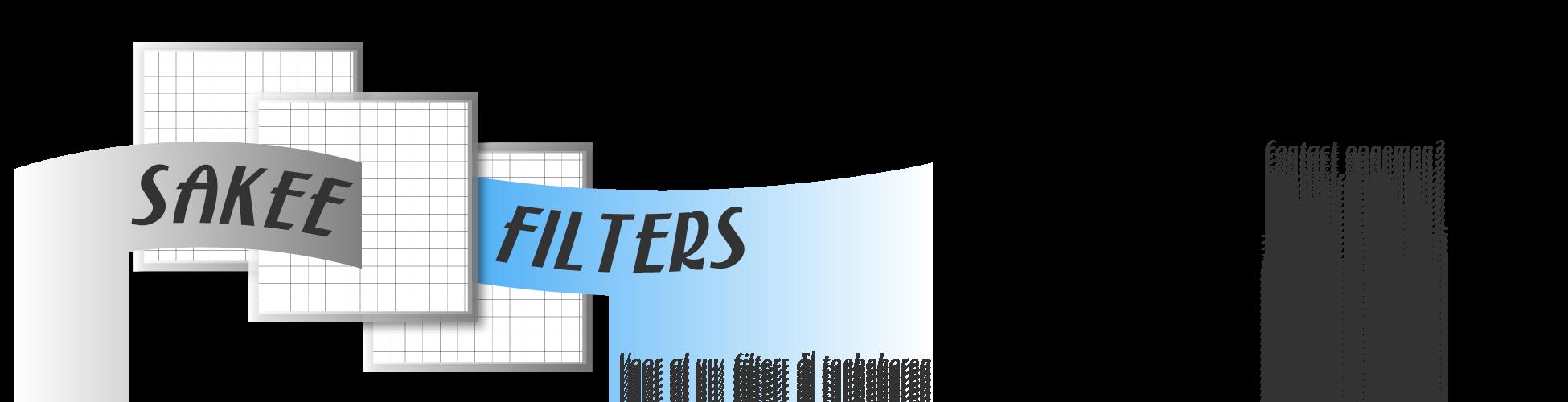 Sakee Filters Logo